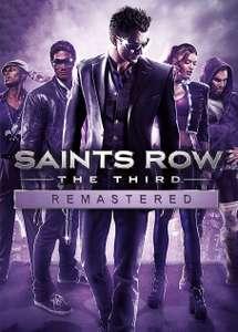 Saints Row: The Third Remastered tijdelijk gratis claimbaar