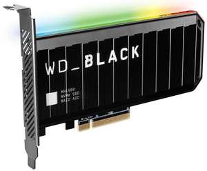 WD Black AN1500 2TB NVMe SSD Add-in-card