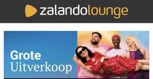 Zalando Lounge gratis levering en 5 euro korting (minimale bestelwaarde: €30)
