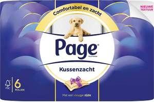 Page wc papier - kussenzacht - 42 rollen