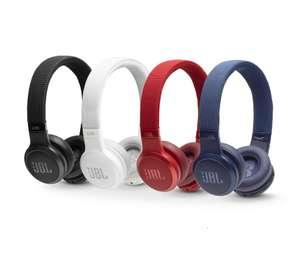 JBL Live 400 BT on-ear koptelefoon voor €35,99 met code @ JBL