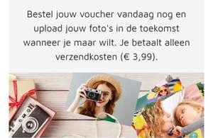 50 gratis fotoafdrukken Printerpix (enkel verzendkosten)