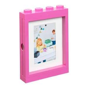 LEGO Iconic fotolijst (roze) voor €8,50 @ FonQ
