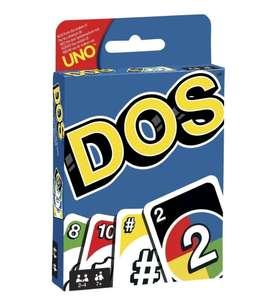 UNO Dos - Kaartspel voor select leden nu 6.99