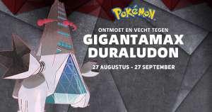 [Gratis] Pokémon Sword/Shield code voor Gigantamax Duraludon @gamemania