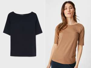 Set van 2 dames T-shirts -70% = €5,99 [was €19,99]