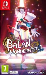 Balan Wonderworld - Switch of PS4