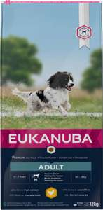 Eukanuba hondenvoer 12 kg