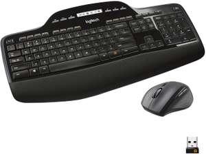 Logitech MK710 Draadloos Keyboard en Mouse Combi