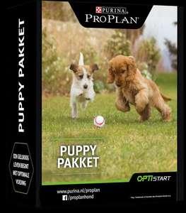 Gratis puppypakket (voor mensen met een puppy)