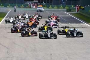 Formule 1 Grand Prix van België gratis op Canvas