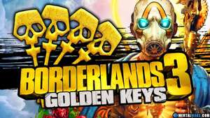 [GRATIS] 3 gouden sleutels voor alle platforms @ Borderlands 3