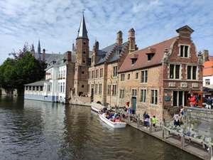 Pepperuitje Brugge + gratis parkeren EN gratis overnachten in 20 min