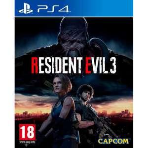 resident evil 3 voor ps4