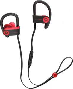 Apple Powerbeats3 Headset oorhaak, In-ear Micro-USB Bluetooth Zwart, Rood