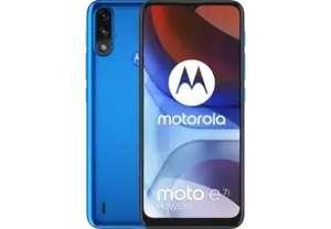 Motorola Moto E7i Power 32GB Blauw voor €57,60 (na cashback) @ Media Markt