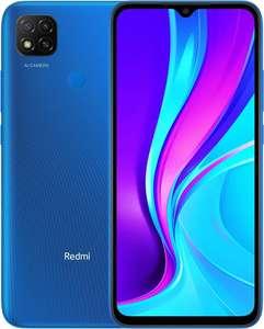 Xiaomi Redmi 9C 3GB/64GB smartphone Blauw