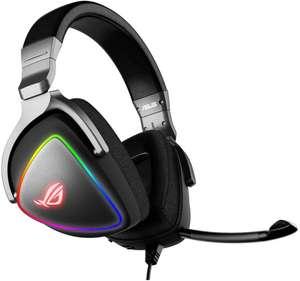 ASUS Delta Gaming-headset digitaal zwart - Warehouse deal - gebruikt, zeer goed