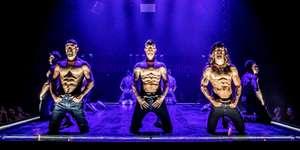 Magic Mike Live in Berlijn: voorstelling + onbeperkt prosecco + hotel