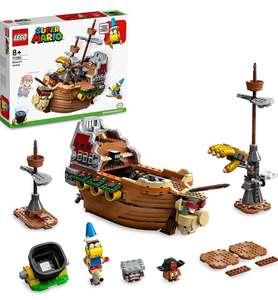 Lego Mario Uitbreidingsset: Bowsers luchtschip (71391)