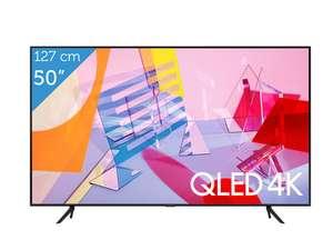 "Samsung Series 6 - 50"" 4K QLED Smart TV Q60T"