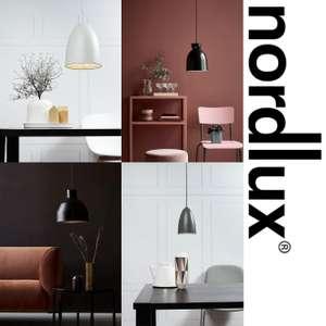 Nordlux lampen tot -81% + gratis verzending [t.w.v. €3,95]