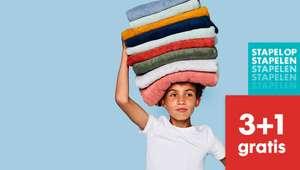 3+1 gratis op alle handdoeken bij HEMA