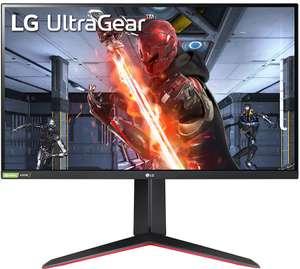 "LG UltraGear 27GN650-B (27"", FHD, 144Hz, IPS, FreeSync)"