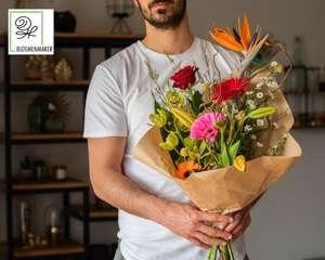 Waardebon voor een boeket van Bloemenmaker.nl