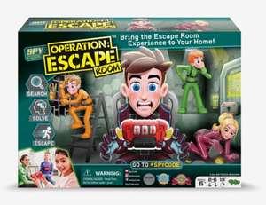Yulu - spy code escape room spel
