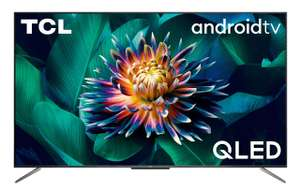 "TCL 50C715 50"" 4K UHD Smart QLED TV"