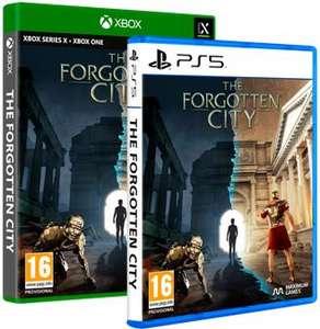 The Forgotten City voor PS5 en Xbox One