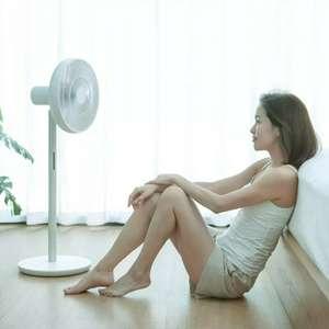 XIaomi Smartmi Standing Floor Fan 3 ventilator met luchtreining voor €72 @ Gshopper