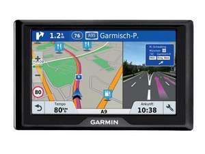 Garmin Drive 5 MT-S EU autonavigatie, gratis kaartupdates and verkeer informatie.