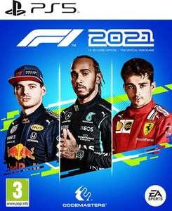 F1 2021 voor PS4/PS5/XBOX