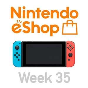 Nintendo Switch eShop aanbiedingen 2021 week 35