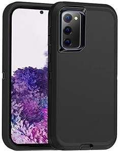 Samsung S20 FE AlCase valbestendig hoesje (3 delen, 3,5mm uitstekend boven beeldscherm