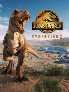 Jurassic World Evolution 2 PRE-ORDER Steam CD Key