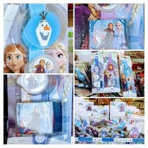 Anna en Elsa frutsels, kleine gadgets met een snoepje er in van Frozen, winkel Die Grenze