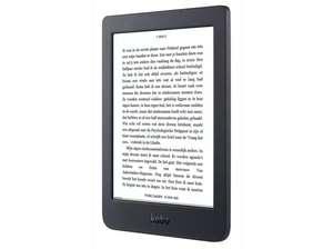 Kobo Nia e-reader voor 79,95 (plus 1 jaar VARAgids)