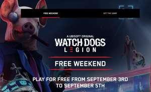 Watch Dogs: Legion gratis weekend voor PS4, PS5, PC, en Stadia