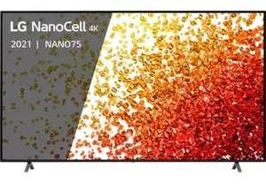 LG 86 Inch Nanocell TV 86NANO756PA (2021)