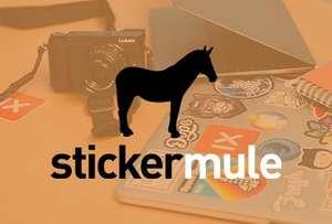 10 Custom Stickers voor €1 - Gratis Verzending