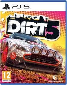 Dirt 5 voor de PlayStation 5