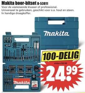 Makita boor-bitset B-53811 100 delig @Dirk