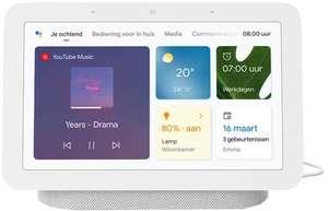 Google Nest Hub 2 Wit @Albert Heijn Vierhavensstraat €39,95