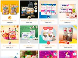 Scoupy verzameling: gratis Sheba, goedkope Cruesli, WC-eend en meer