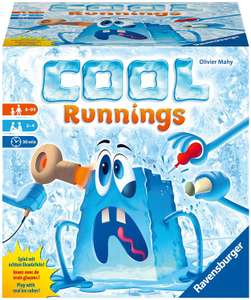 Ravensburger Cool Runnings actiespel