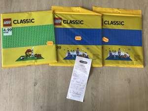 [lokaal?] Lego grondplaten 10714 en 10700 50% korting @ Kruidvat Ulft
