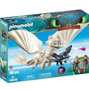 Playmobil DreamWorks Dragons 70038 dagschaduw en babyvlieger met kinderen